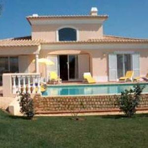 Villa Meia Praia vakantiehuis