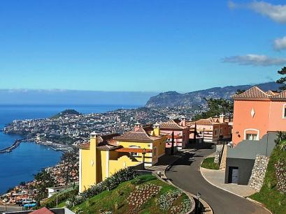 Village 2 bed sea view vakantiehuis