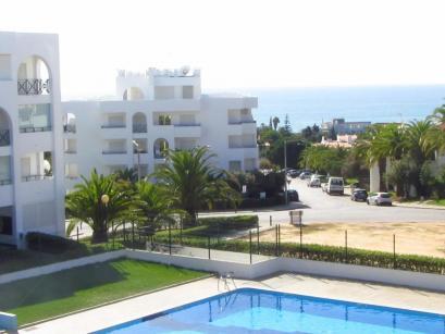 APT/T1 Vista Mar Bloc 2-1ºD vakantiehuis