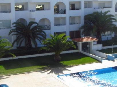 APT/T1 com vista mar Bloco 1 1ºB vakantiehuis