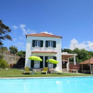 Ferienhaus mit Pool (AFI106) vakantiehuis